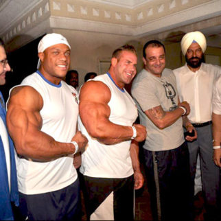 Sanjay dutt meets sheru classic bodybuilding contestants photo of sanjay dutt meets sheru classic bodybuilding contestants altavistaventures Image collections