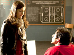 Movie Still From The Film Speedy Singhs,Camilla Belle,Vinay Virmani