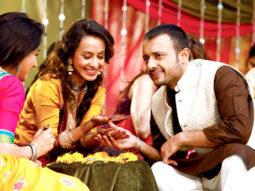 Movie Still From The Film Love Breakups Zindagi,Tisca Chopra,Auritra Ghosh,Satyadeep Mishra