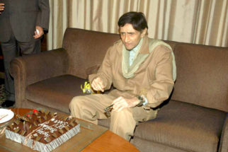 Photo Of Dev Anand From The Dev Anand celebrates birthday with media