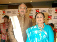 Photo Of Anang Desai,Farida Dadi From The Sony SAB TV launches 'Don't Worry Chachu'