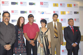 Photo Of Dilip Vengsarkar From The Cricket legends at 'Cricket In The Wild 2011' press meet