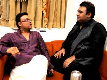 Photo Of Deepak Pandit,Tauseef Akhtar From The Musical tribute to Jagjit Singh