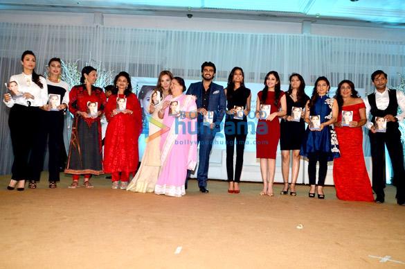 Malaika Arora Khan, Lisa Ray, Mandira Bedi, Jamuna Pai, Kokilaben Ambani, Arjun Kapoor, Lisa Haydon, Pooja Chopra, Diana Hayden, Juhi Chawla, Terence Lewis