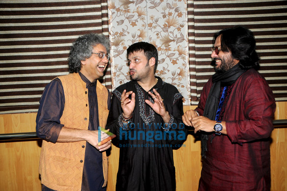 Taufiq Qureshi, Sandeep Mahavir, Roop Kumar Rathod