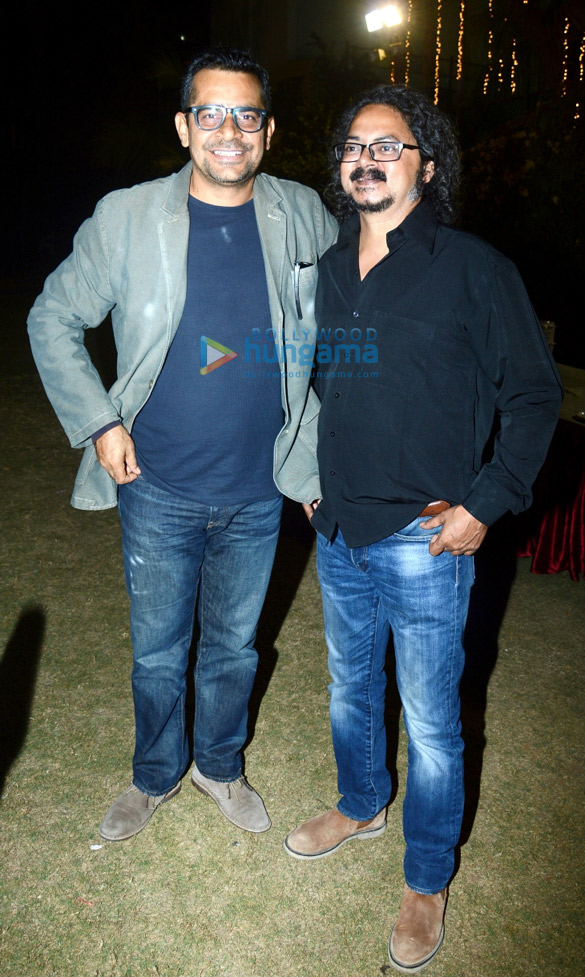 Subhash Kapoor, Aseem Mishra