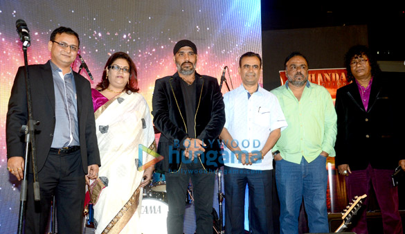 Partha Banerjee, Honey Chandok, Yogesh Lakhani, Mehboob, Vishnu Deva