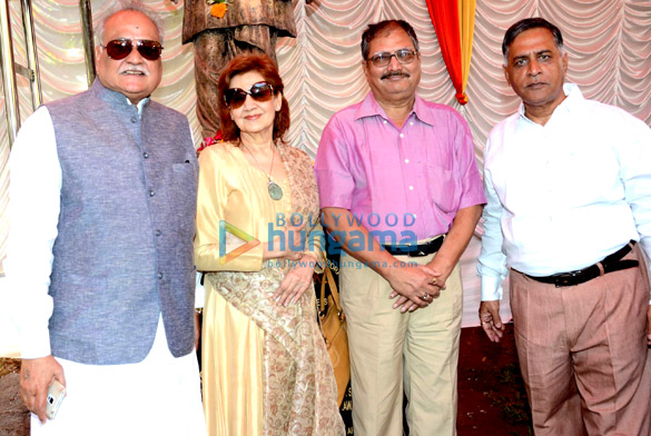 T P Aggarwal, Neena Jalan, Chandrashekhar Pusalkar, Naresh Mahnot