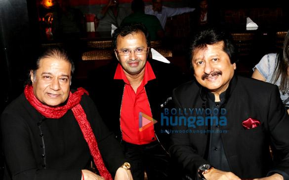 Anup Jalota, Nikhil Kamath, Pankaj Udhas