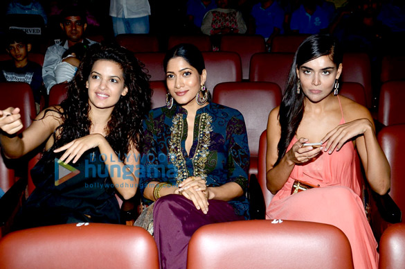 Natasha Stankovic, Himarsha Venkatsamy, Nathalia Kaur
