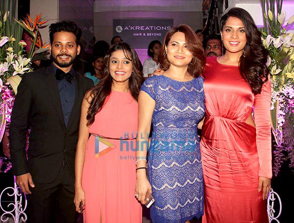 Rohit, Dimple, Anjoo Karanjia, Richa Chadda