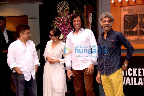 Swanand Kirkire, Nivedita Bhattacharya, Kay Kay Menon, Makarand Deshpande