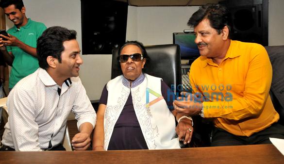Shashank Udapurkar, Ravindra Jain, Udit Narayan