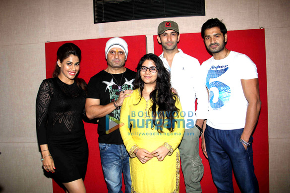 Mansi Sengupta, DJ Sheizwood, Tarannum Malik, Nandish  Sandhu, Mrunal Jain