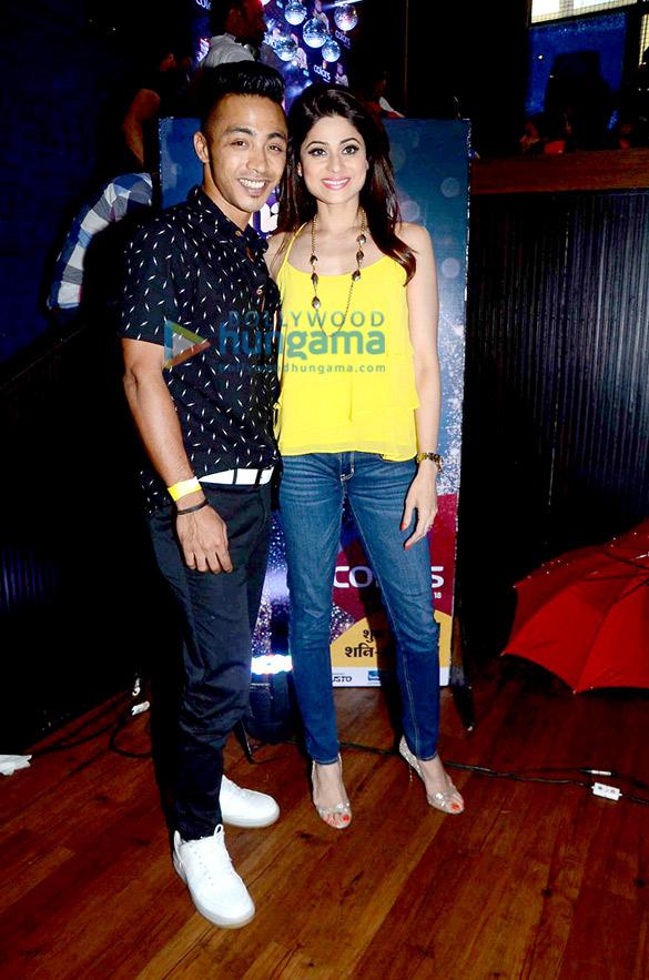 Deepak, Shamita Shetty