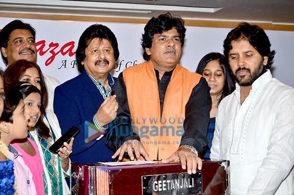 Rekha Bharadwaj, Pankaj Udhas, Javed Ali