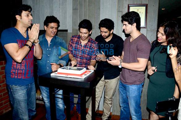 Salim Merchant, Daboo Malik, Armaan Malik, Amaal Malik, Sooraj Pancholi