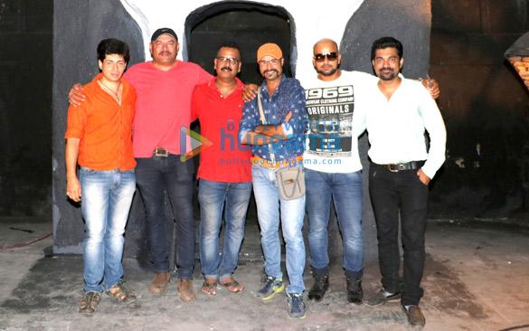 Harish Kotian, Sandeep Choudhary