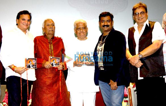 Lalit Pandit, Ustad Ghulam Mustafa Khan, Pyarelal,  Naveen Kumar, Subhash Ghai