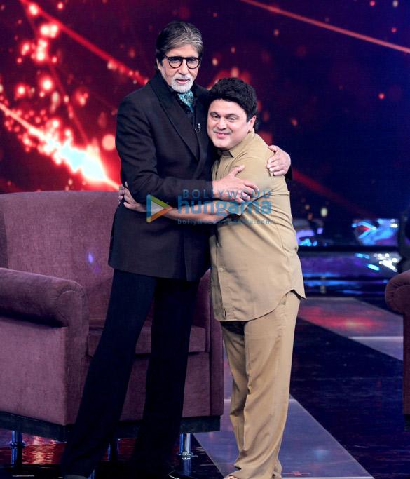 Amitabh Bachchan, Ali Asgar