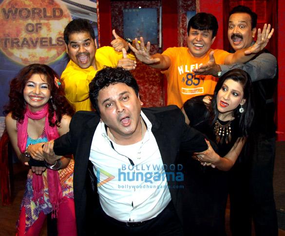 Monaz Mevawala, Prashant Barve, Ali Asgar, Raju Lodhia, Arya Rawal, Sanjay Bhatia