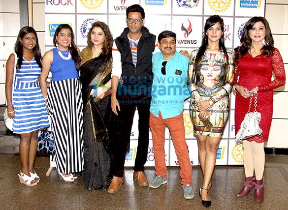 Sanchiti Sakat, Ekta Jain, Misti Mukerjee, Rehman Khan, Sajan Agarwal, Tanisha, Tinaa Ghaai