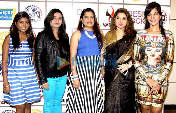 Sanchiti Sakat, Swati Sharrma, Ekta Jain, Misti Mukerjee, Tanisha Singh