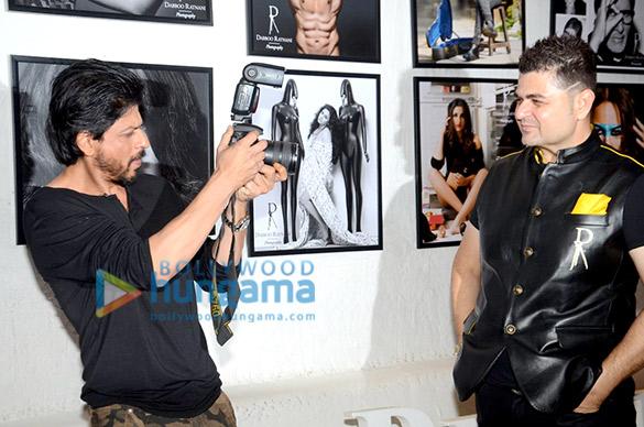Shah Rukh Khan, Dabboo Ratnani