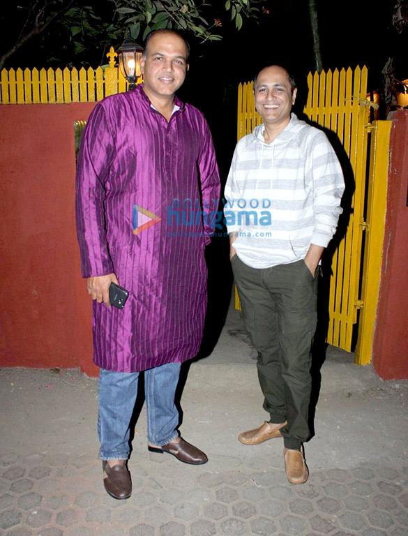 Ashutosh Gowariker, Vipul Shah