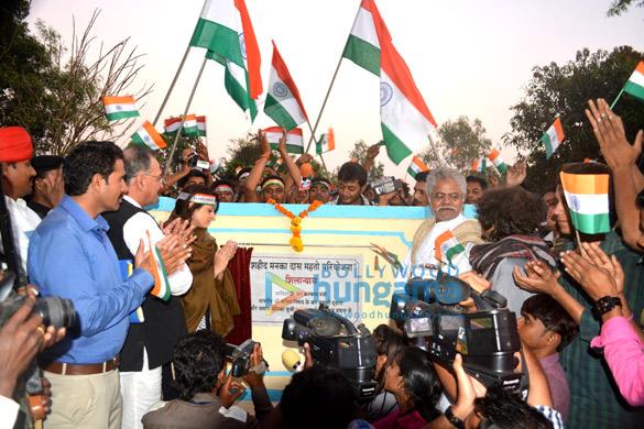 Sandeepa Dhar, Sanjay Mishra