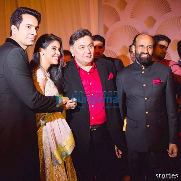 Rahul Sharma, Asin, Rishi Kapoor