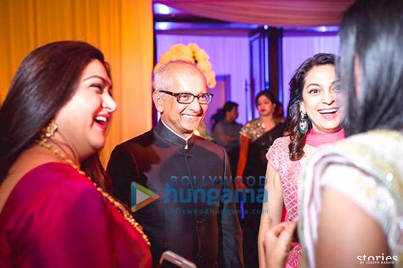 Jay Mehta, Juhi Chawla