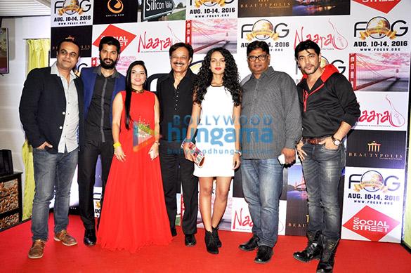 Aashish Rego, Prashantt Guptha, Rekha Rana, Dr. Romesh Japra, Bidita Bag, Sandeep Nath, Dillzan Wadia