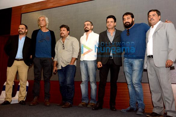 Abhayanand Singh, Sudhir Mishra, Tigmanshu Dhulia, Devashish Makhija, Manoj Bajpayee, Anurag Kashyap, Piyush Singh