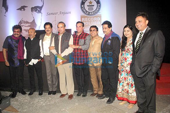 Shravan Kumar Rathod, Sameer, Udit Narayan, Suresh Wadkar, Lalit Pandit, Milind, Sukhwinder Singh