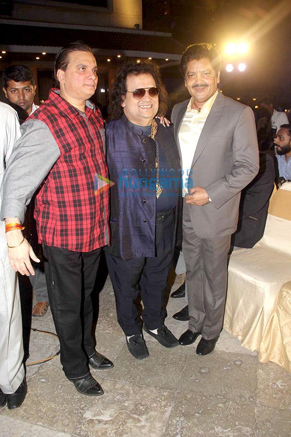 Lalit Pandit, Bappi Lahiri, Udit Narayan