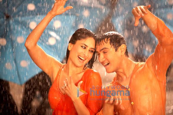 Kareena Kapoor Khan, Aamir Khan