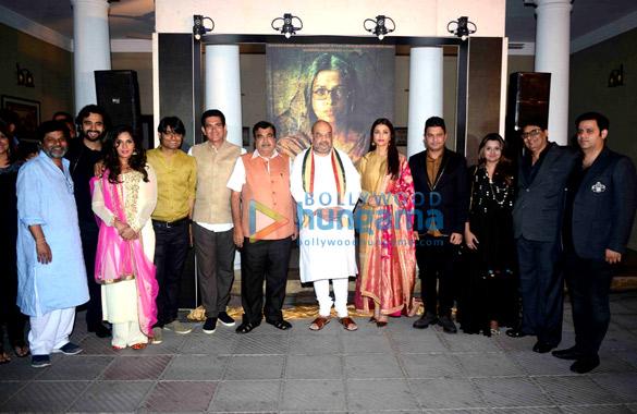 Jackky Bhagnani, Richa Chadha, Sandeep Singh, Omung Kumar, Amit Shah, Aishwarya Rai Bachchan, Bhushan Kumar, Vashu Bhagnani