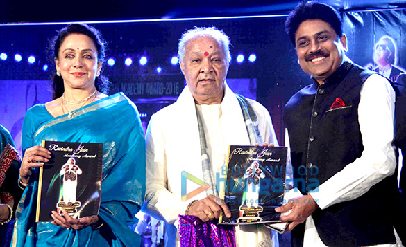 Hema Malini, Hariprasad Chaurasia, Shailesh Lodha