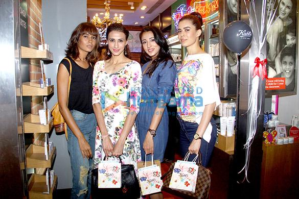 Rikee Chatterjee, Alesia Raut, Iris Maity, Sucheta Sharma