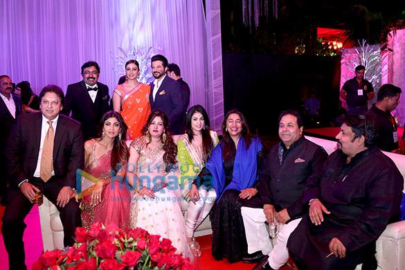 Shashi Ranjan, Shilpa Shetty, Tabu, Anil Kapoor, Anjana Sukhani, Anu Ranjan, Neeraj Vora
