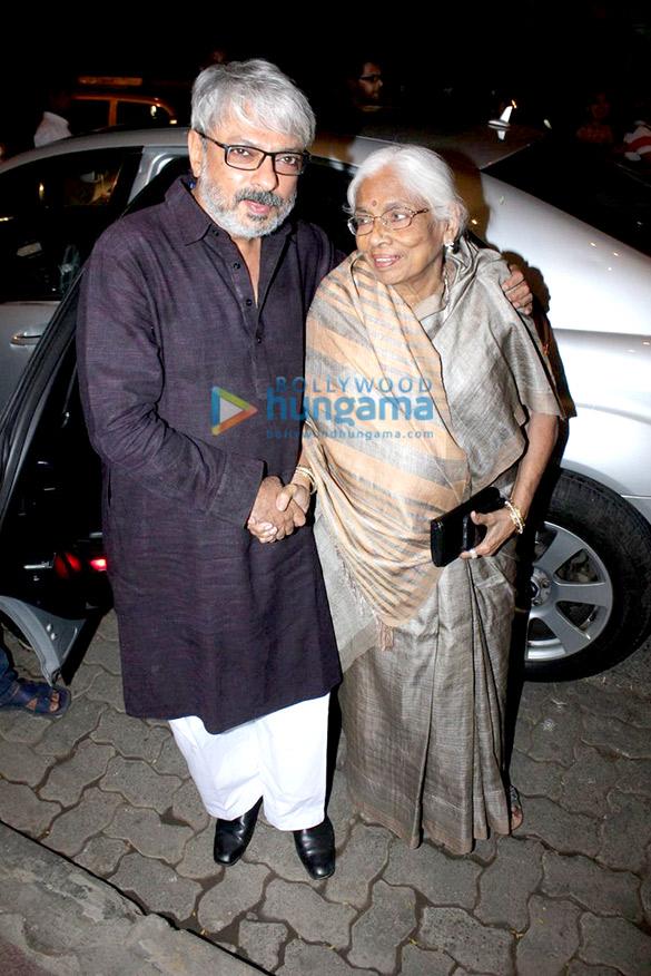 Sanjay Leela Bhansali, Leela Bhansali