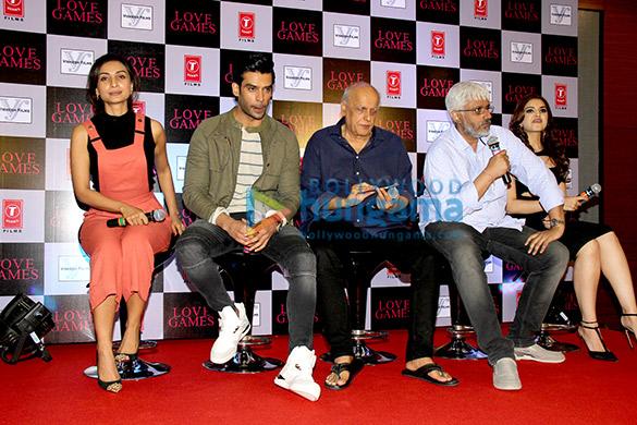 Patralekha, Gaurav Arora, Mahesh Bhatt, Vikram Bhatt, Tara Alisha Berry
