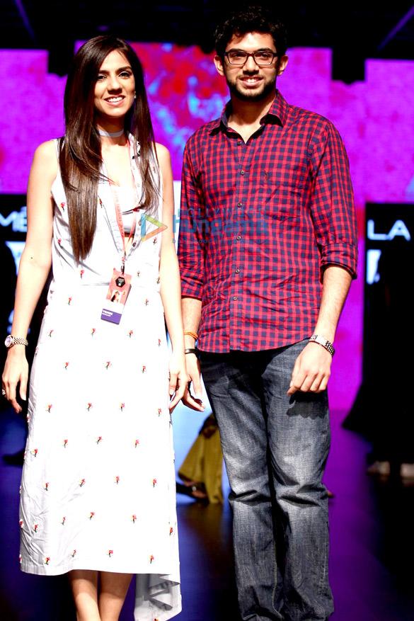 Nishka Lulla, Aditya Thackeray