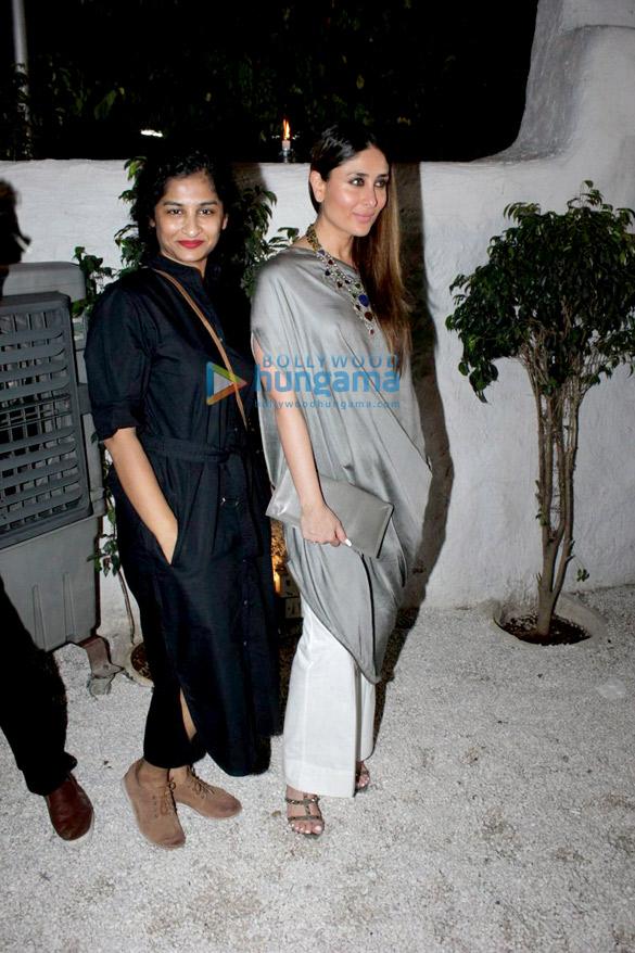 Gauri Shinde, Kareena Kapoor Khan