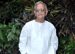 Gulzar accepts the Tagore Chair at Panjab University