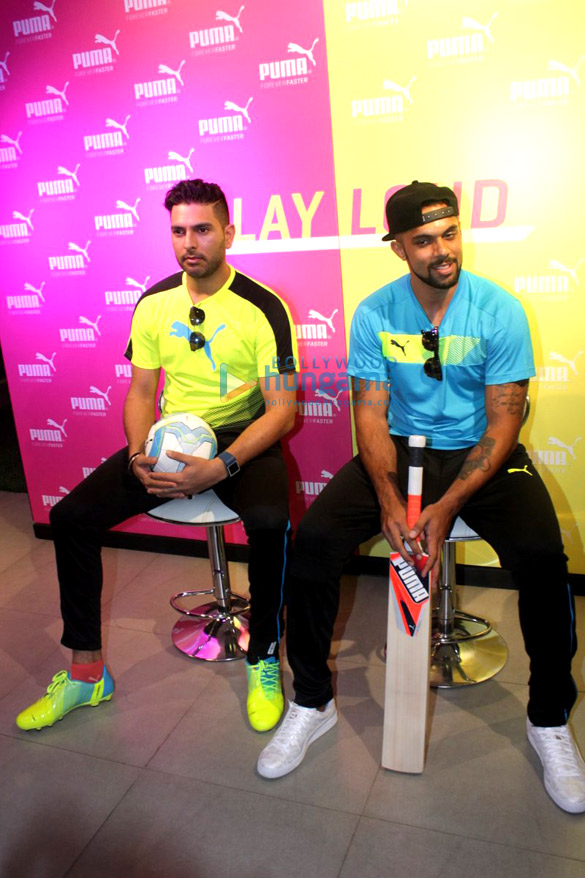 Yuvraj Singh, Robin Singh
