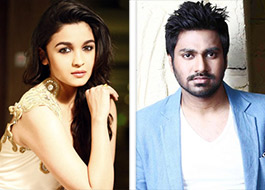 Alia Bhatt to record a romantic single composed by Mithoon