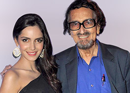 Shazahn Padamsee to work with her father Alyque Padamsee in a musical