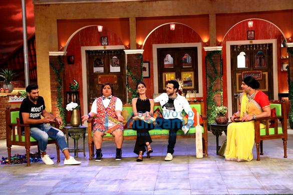 Kunaal Roy Kapur, Bharti Singh, Nargis Fakhri, Emraan Hashmi, Krishna Abhishek
